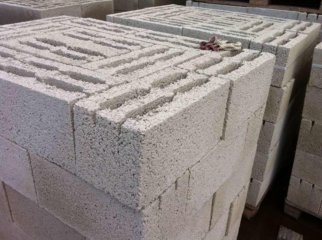 Применение и характеристики строительных блоков