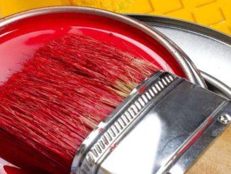 Масляные краски и их значение при проведении отделочных работ