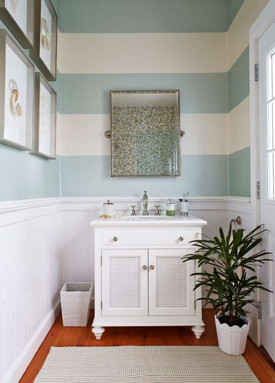 Как создать уютную ванную