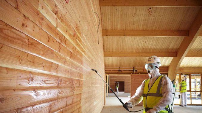 Методы внешней отделки деревянного дома