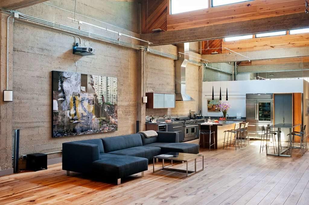 Различные виды обработки древесины для оформления интерьера